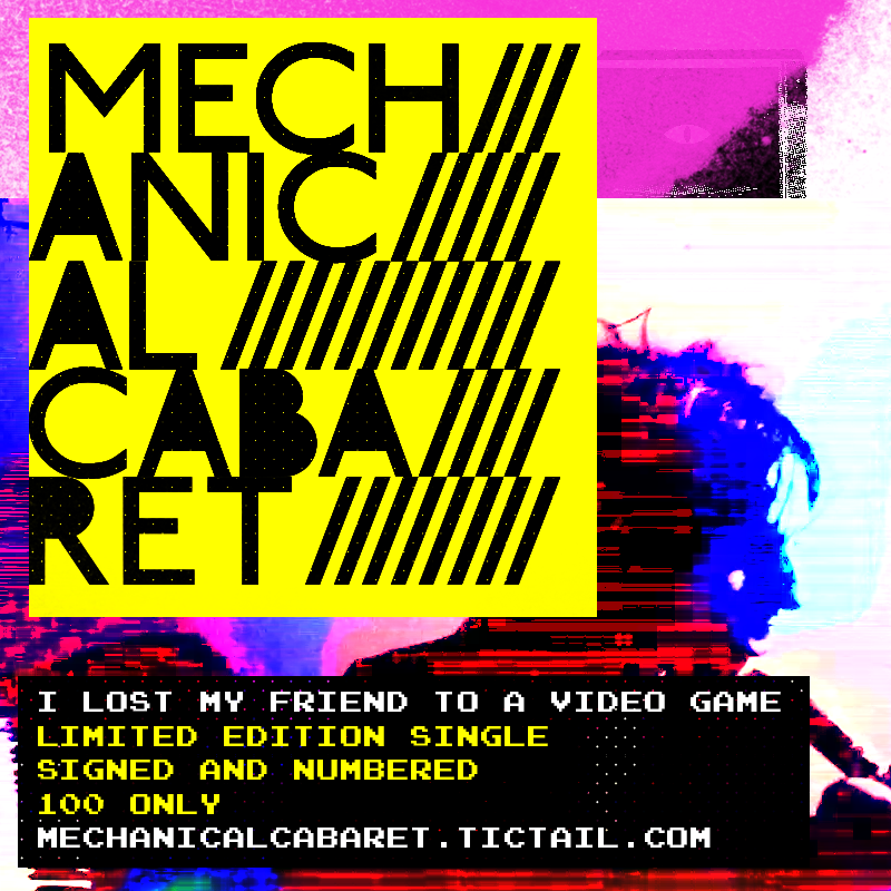Mechanical Cabaret Video Game single