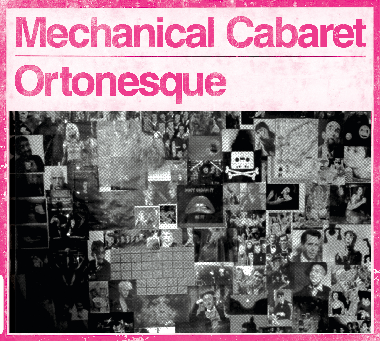 Ortonesque Mechanical Cabaret
